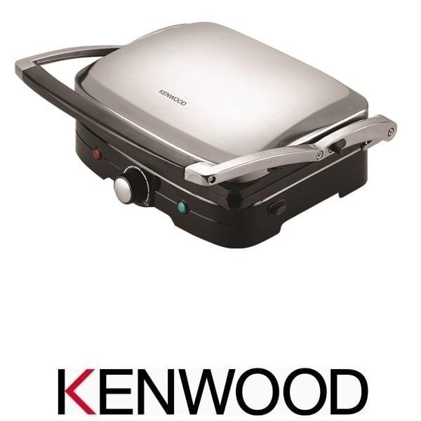 KENWOOD טוסטר גריל מקצועי פלטות נשלפות דגם: HG369