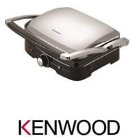 KENWOOD טוסטר גריל מקצועי פלטות נשלפות דגם: HG-369