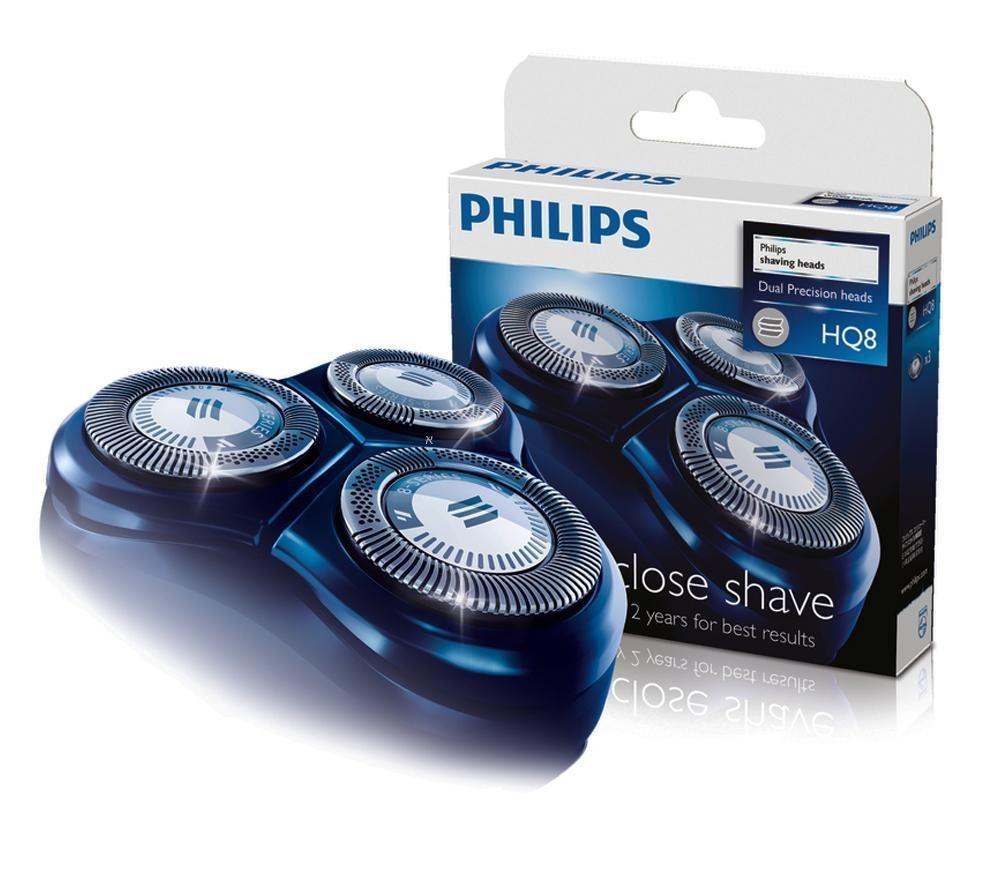 סט סכינים Philips HQ8 פיליפס