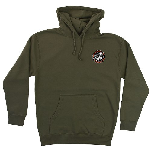 SANTA CRUZ MFG Dot P O Hooded