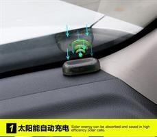 מערכת שמדמה אזעקה לרכב-להברחת גנבים