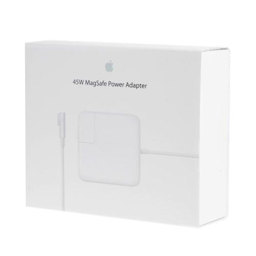 מטען למקבוק Apple MC747Z/A 45W MagSafe - יבואן רשמי!