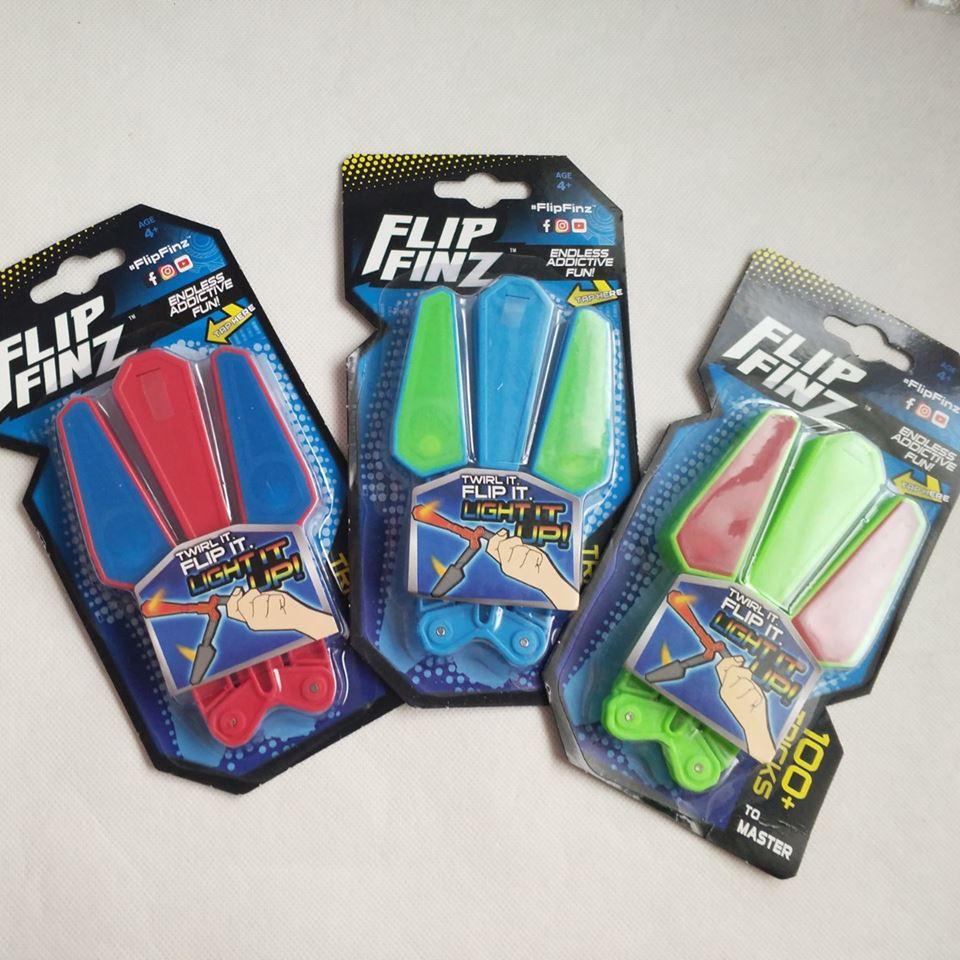 הספינר החדש - Flip Finz