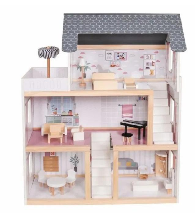 בית בובות דגם אמילי, צעצועץ