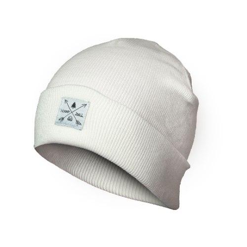 כובע חורף I CAMP - שמנת