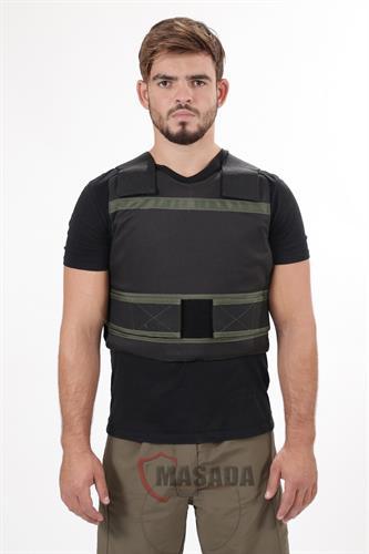 Civilian bulletproof vest