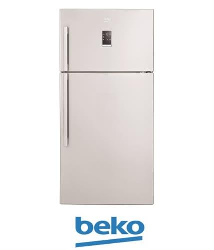 beko מקרר מקפיא עליון 558 ליטר דגם: DN162220X נירוסטה