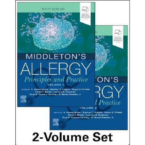 Middleton's Allergy 2-Volume Set : Principles and Practice