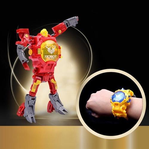 הצעצוע שכבש את ילדי העולם - שעון שהופך לרובוט