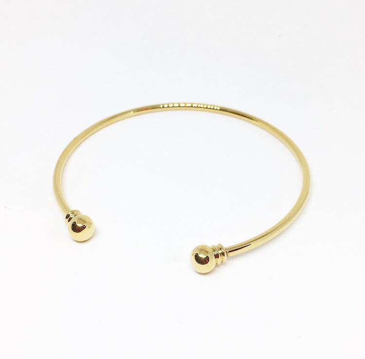 צמיד טומי זהב