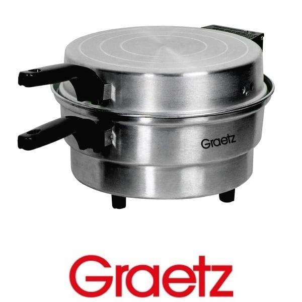 Graetz מולטי גריל ולחמים דגם GR768