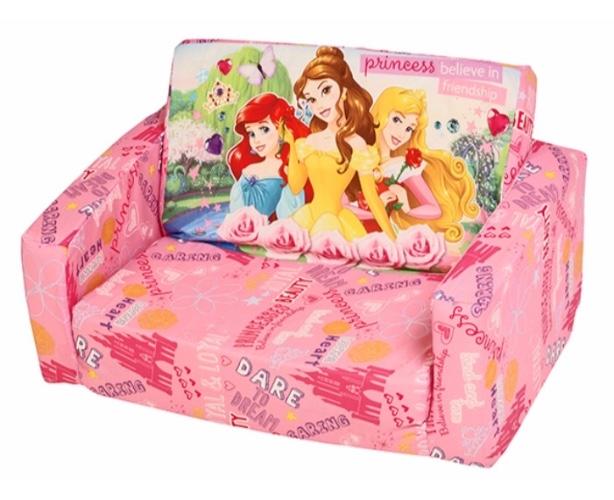 ספה לילדים- נסיכות