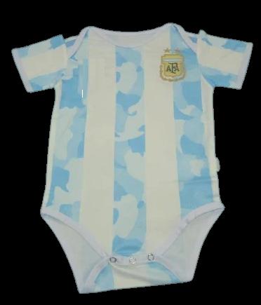 חליפת כדורגל תינוק נבחרת ארגנטינה