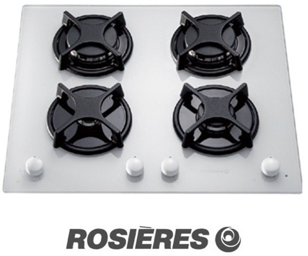 ROSIERES  כיריים ברוחב 60 סמ דגם RTV648FRBISR