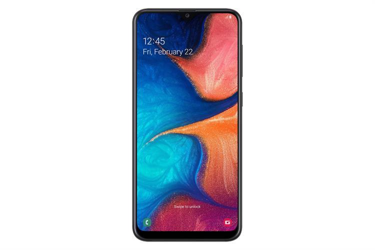 טלפון סלולרי Samsung Galaxy A20 SM-A205F 32GB סמסונג