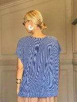 חולצת NAM -כחול ג'ינס V