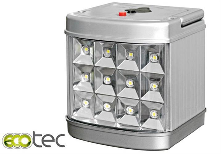 תאורת חירום לד מבית אקו טק ב 2 דגמים לבחירה