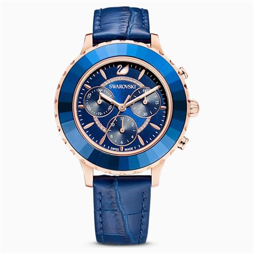 שעון Swarovski קולקציית Octea Lux Chrono