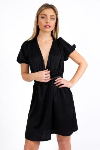 שמלת ערב אלכסנדרה שחורה