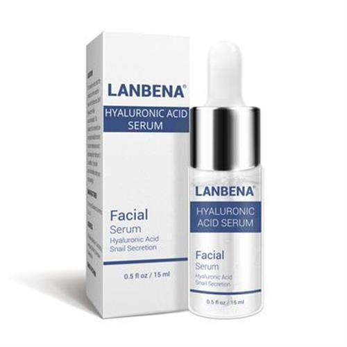 LANBENA סירום חומצה הילראונית למיצוק והרמת הפנים