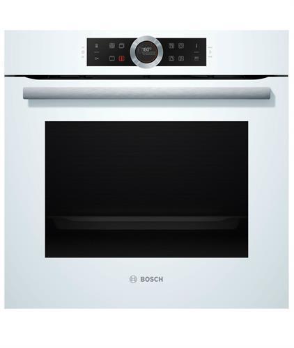 """תנור אפיה בנוי 60 ס""""מ מבית BOSCH דגם HBG675BW1"""