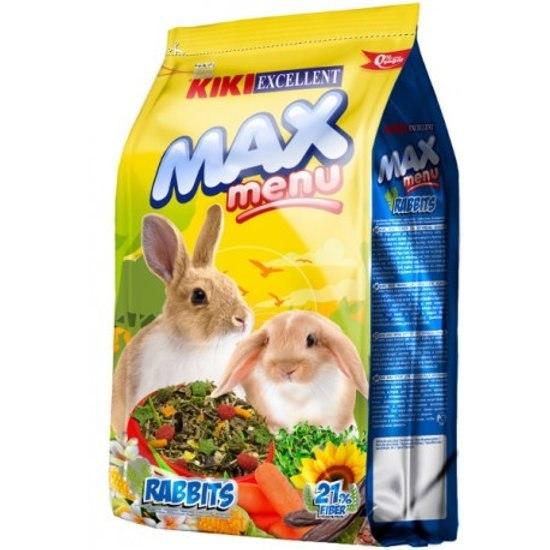 """מזון לארנב 5 ק""""ג מועשר KIKI סופר פרימיום"""