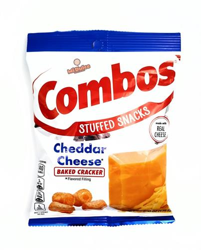 Baked Cracker Combos Cheddar