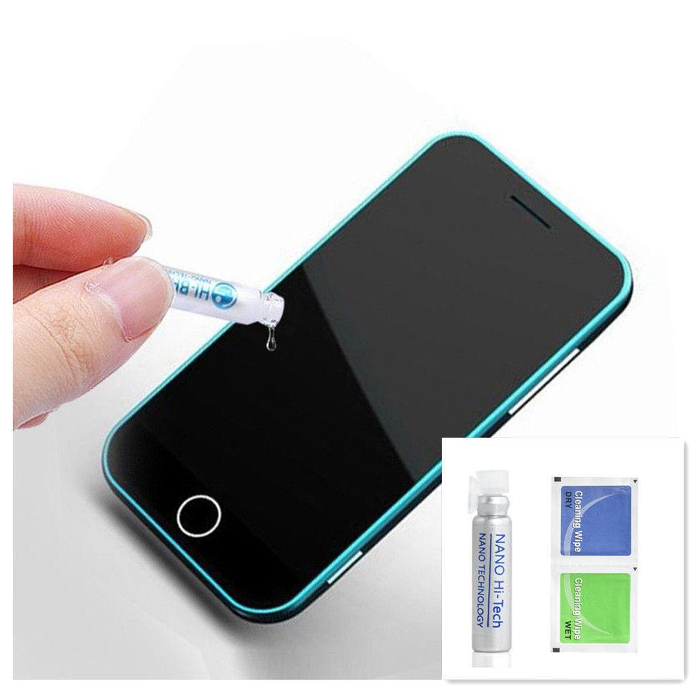 טיפות להגנה מלאה על המסך בשיטת Nano Liquid Technology