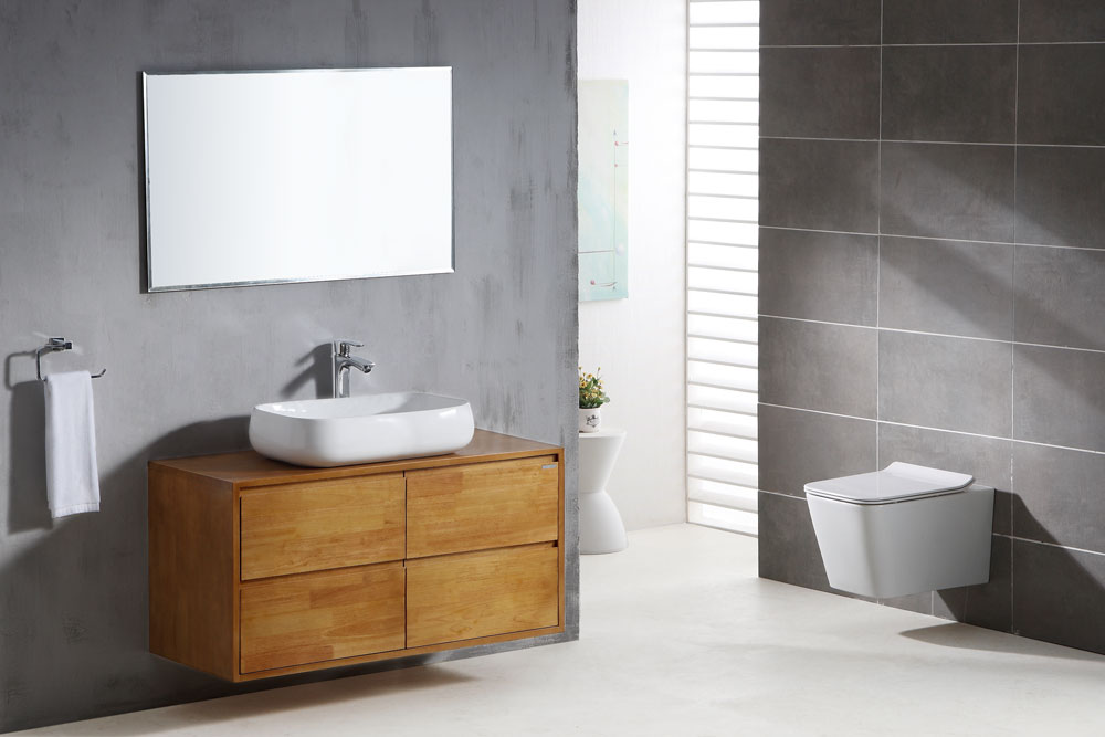 ארון אמבטיה תלוי קלאסי דגם לונדון LONDON