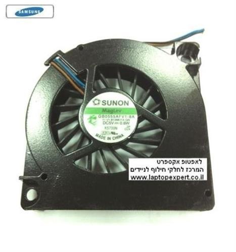 מאוורר למחשב נייד סמסונג SAMSUNG P28 P29 CPU FAN BA81-00290A