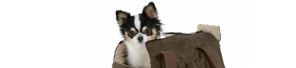 תיקי נשיאה לכלבים - המחסן - מוצרים לבעלי חיים