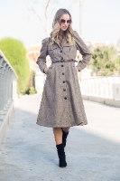 שמלה/ מעיל דגם מוניק