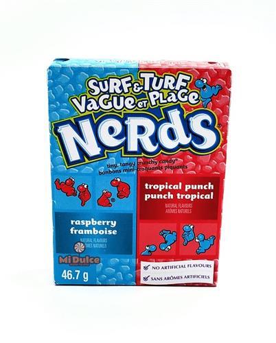 סוכריות Nerds פטל ופירות טרופיים
