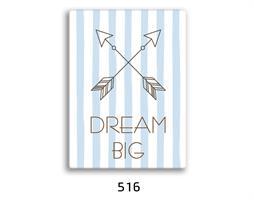תמונת השראה מעוצבת לתינוקות, לסלון, חדר שינה, מטבח, ילדים - תמונת השראה דגם  516