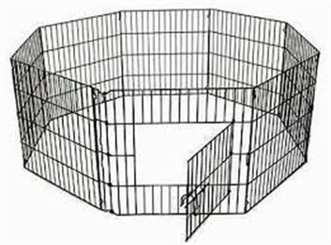 כלוב רשת לכלב 61X91