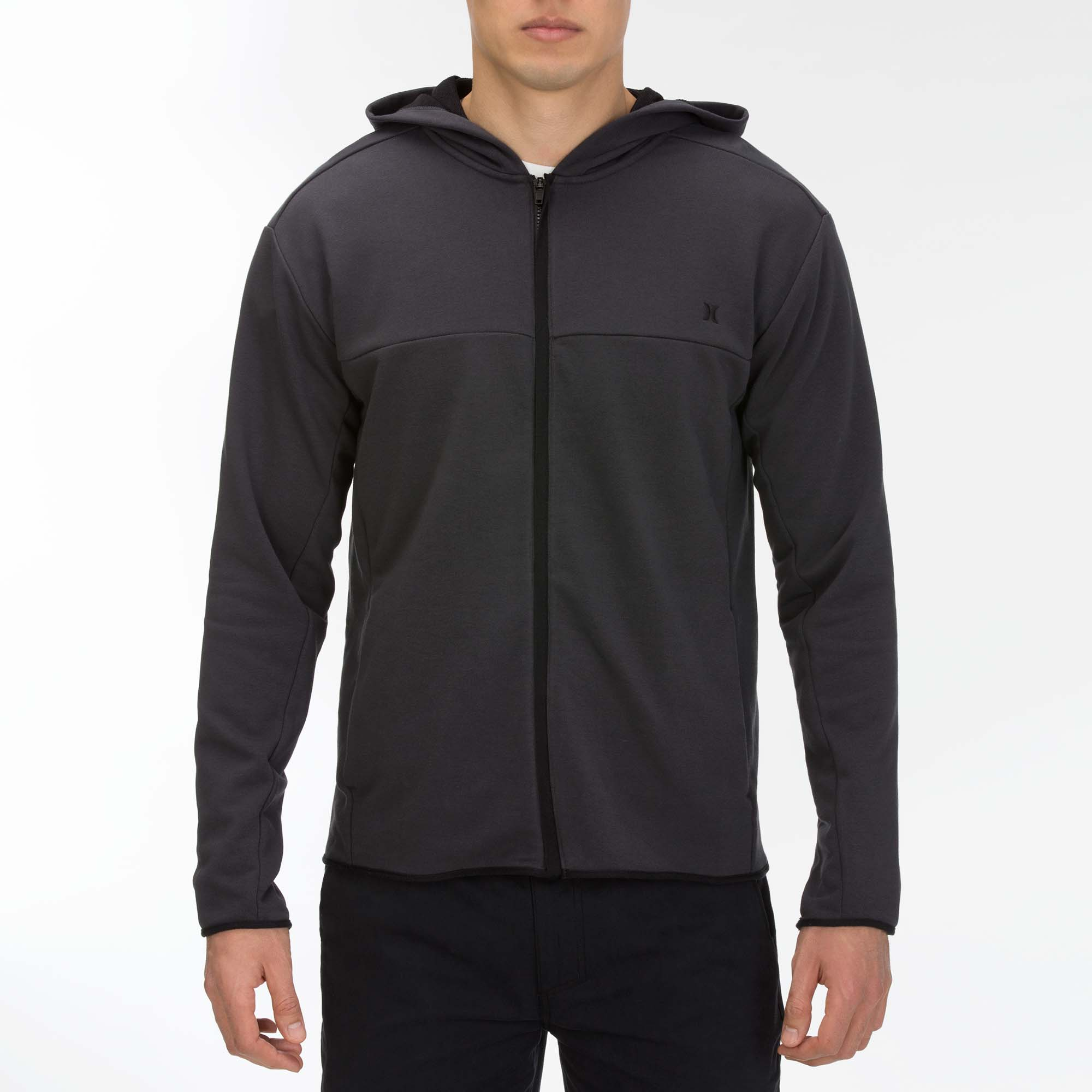 HURLEY DRI FIT NAURALS FULL ZIP