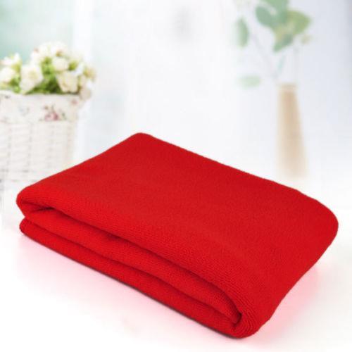 """מגבת אמבטיה צבעונית ואיכותית במידה 70X140 ס""""מ במבחר צבעים לבחירה לפי התמונות"""