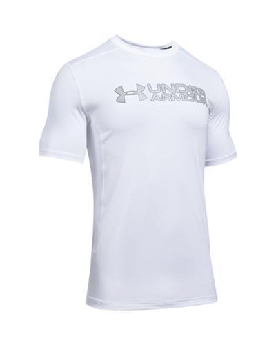 חולצת אנדר ארמור  Under Armour Raid Graphic SS T-Shirt 1292648-100