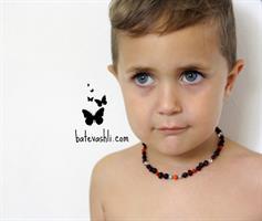 שרשרת ענברים | ילד גדול