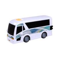 אוטובוס עירוני נוסע