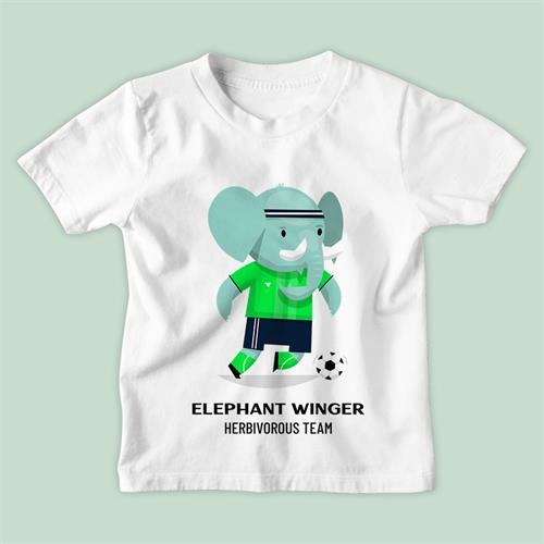 חולצת ילדים Elephant Winger