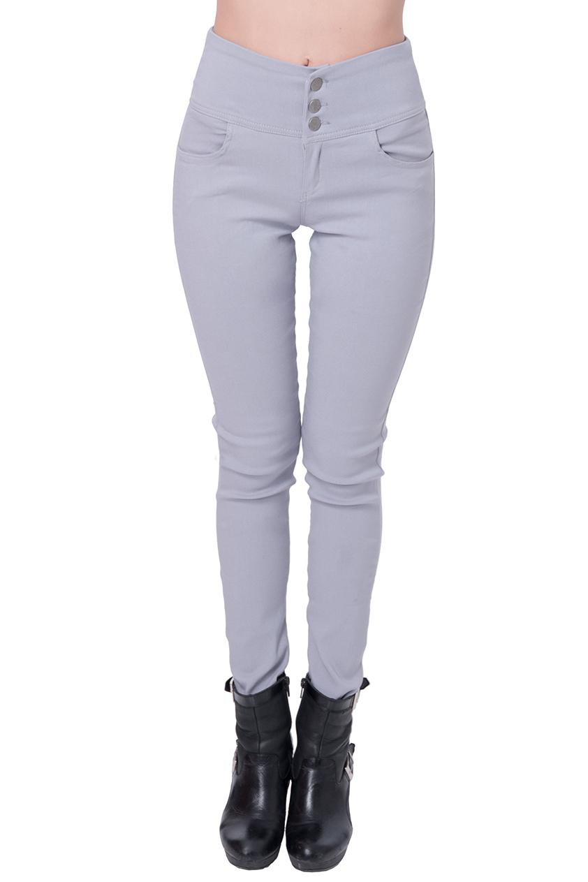 מכנס ג'קי אפור