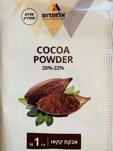 Какао порошок 20-22% 1кг