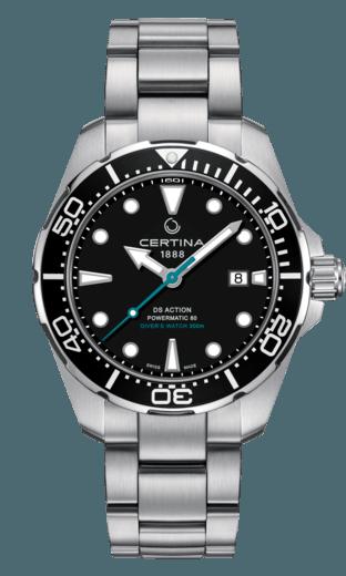 שעון סרטינה דגם C0324071105110 Certina