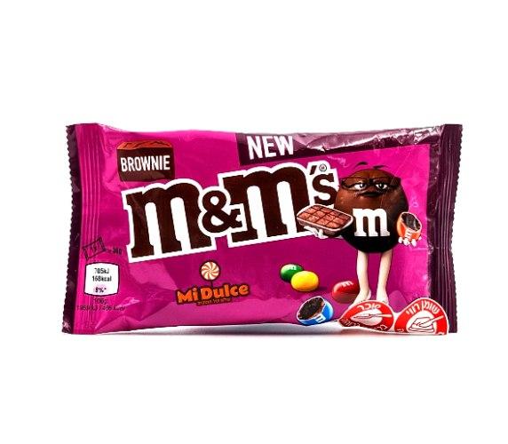 M&M's בראוניז!