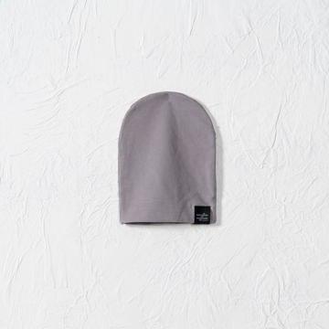 כובע אפור