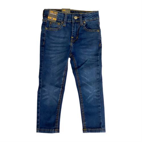 ג׳ינס סקיני בנים משופשף  - LEE