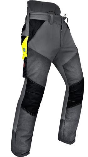 מכנס מוגן חיתוך Pfanner Gladi אפור