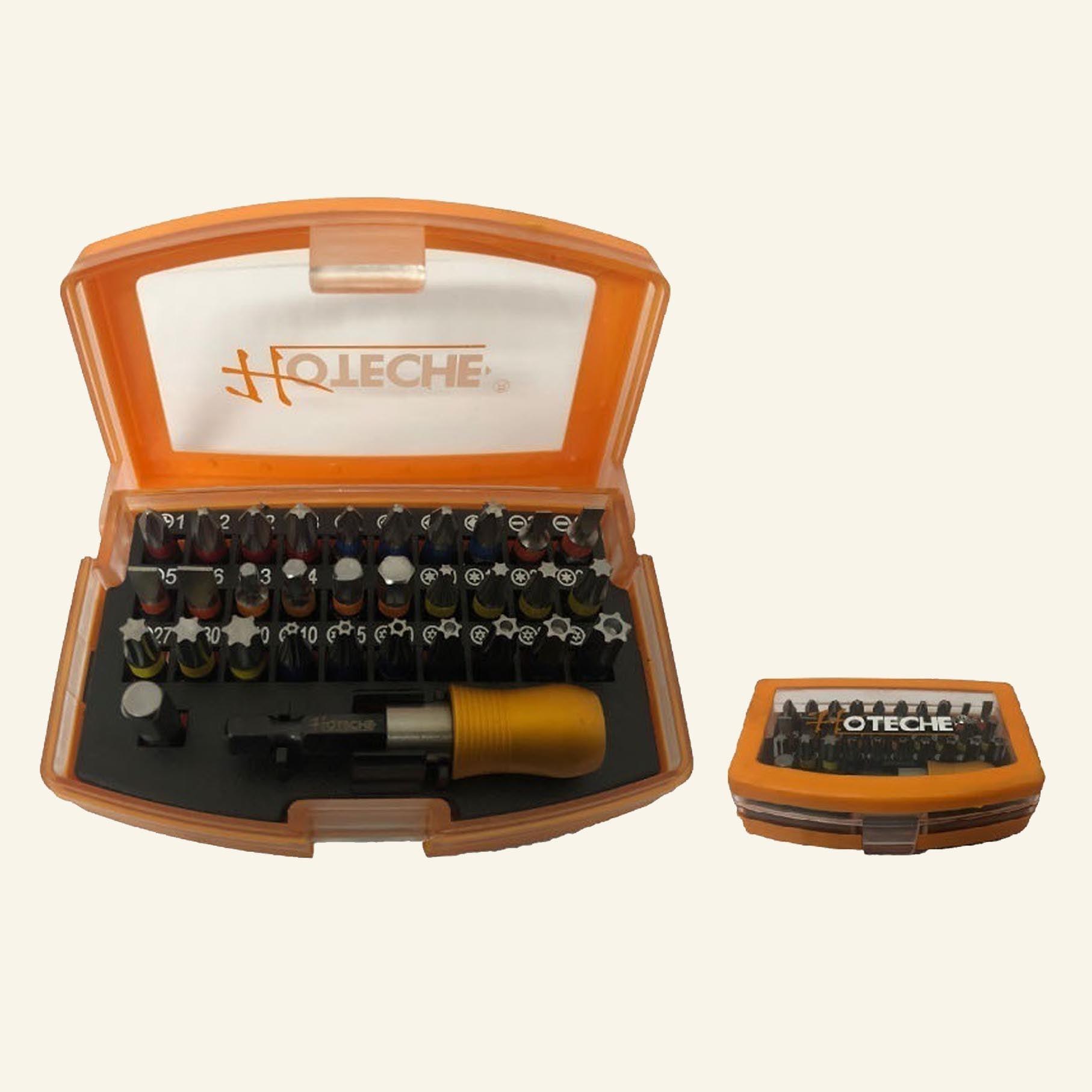 סט 32 ביטים מגנטיים כולל מאריך מגנטי  מבית HOTECHE