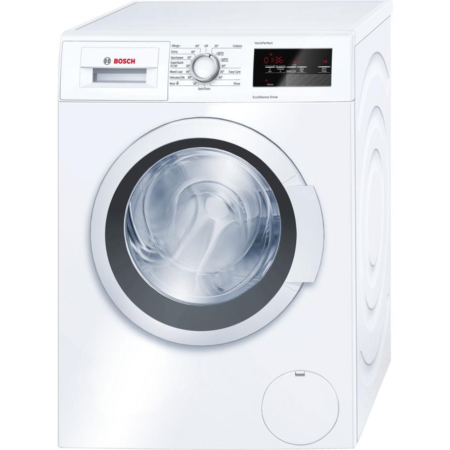 """מכונת כביסה פתח קידמי Bosch WAN24100GB 7 ק""""ג בוש"""